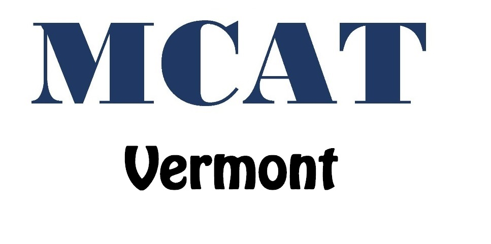 MCAT Test Centers in Vermont