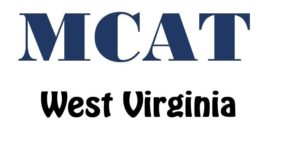 MCAT Test Centers in West Virginia