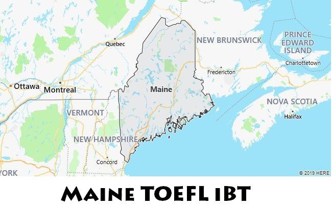 Maine TOEFL iBT