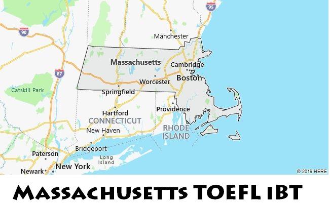 Massachusetts TOEFL iBT