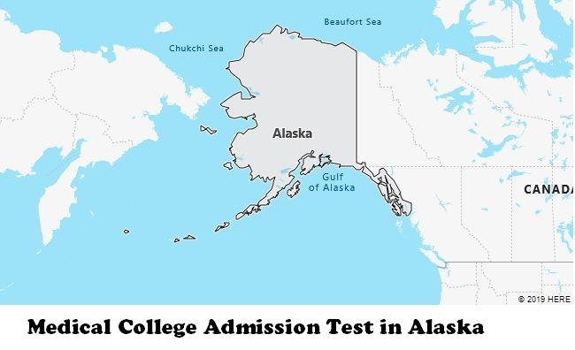 Medical College Admission Test in Alaska