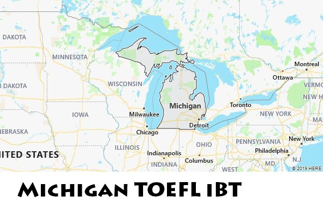 Michigan TOEFL iBT
