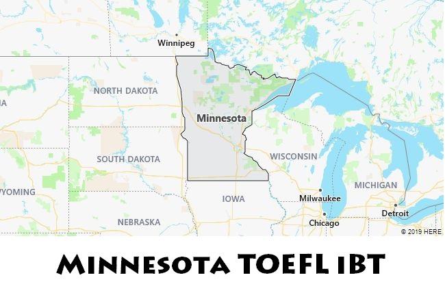 Minnesota TOEFL iBT