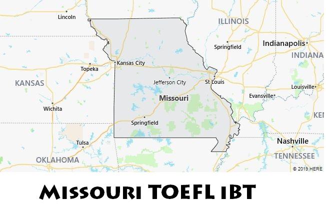 Missouri TOEFL iBT