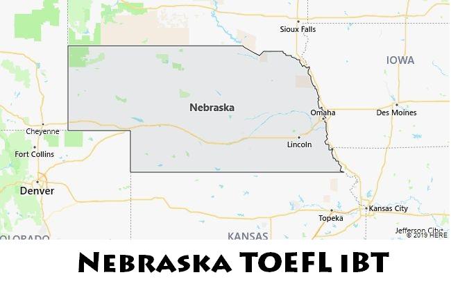 Nebraska TOEFL iBT