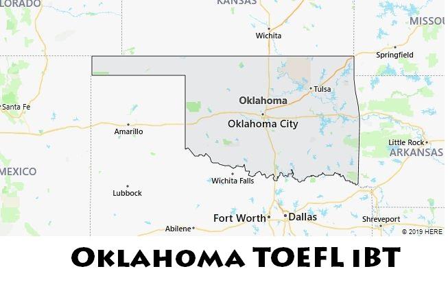 Oklahoma TOEFL iBT