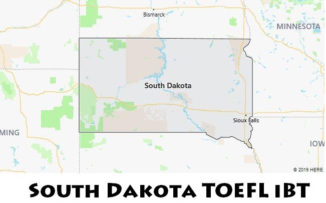 South Dakota TOEFL iBT