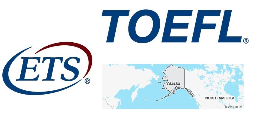 TOEFL Test Centers in Alaska, USA