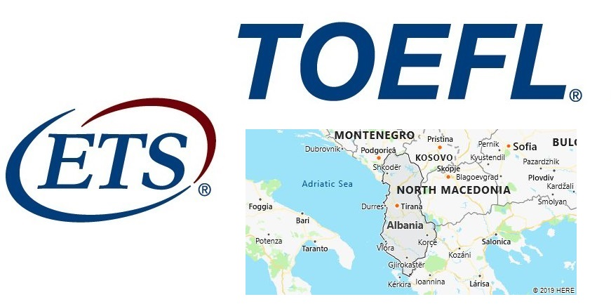 TOEFL Test Centers in Albania