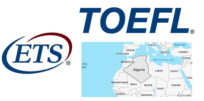 TOEFL Test Centers in Algeria