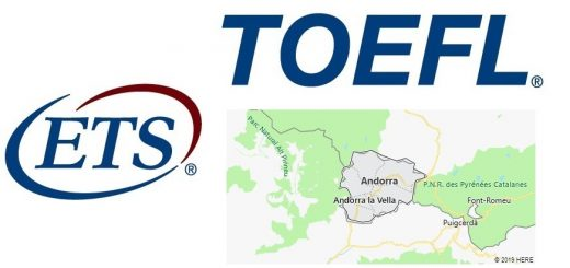 TOEFL Test Centers in Andorra