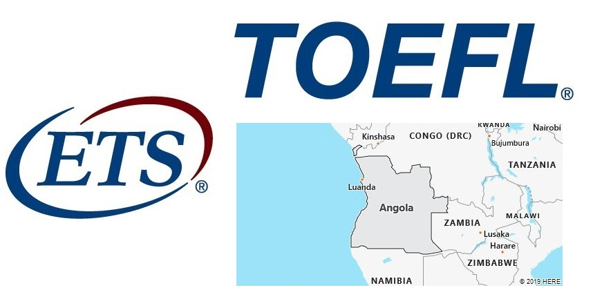 TOEFL Test Centers in Angola