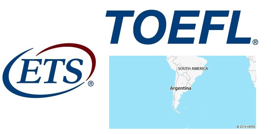 TOEFL Test Centers in Argentina