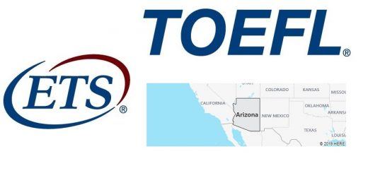 TOEFL Test Centers in Arizona