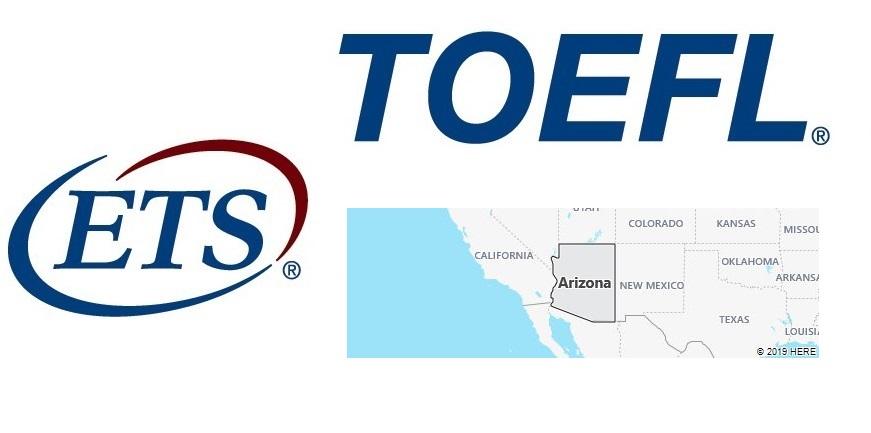 TOEFL Test Centers in Arizona, USA