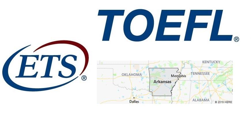 TOEFL Test Centers in Arkansas