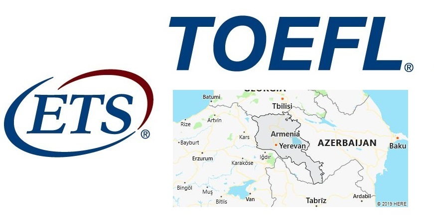 TOEFL Test Centers in Armenia