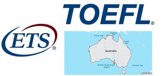 TOEFL Test Centers in Australia