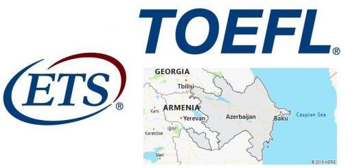 TOEFL Test Centers in Azerbaijan