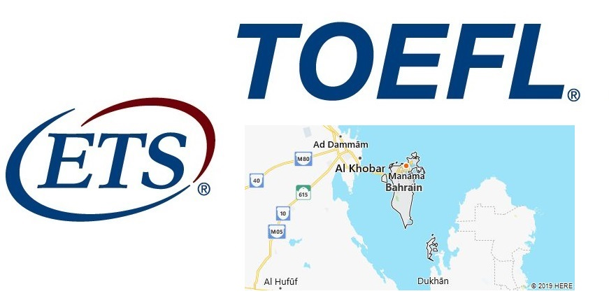TOEFL Test Centers in Bahrain
