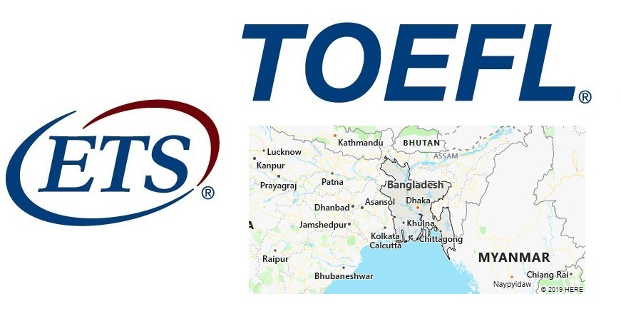 TOEFL Test Centers in Bangladesh