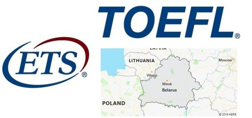 TOEFL Test Centers in Belarus