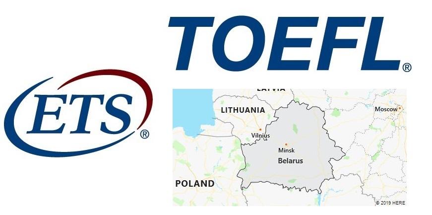 TOEFL Test Centers in Belarus