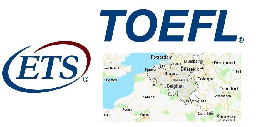 TOEFL Test Centers in Belgium