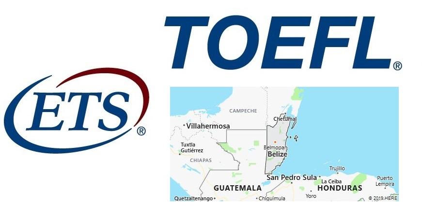 TOEFL Test Centers in Belize