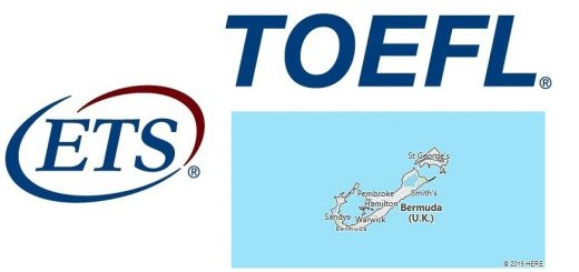 TOEFL Test Centers in Bermuda