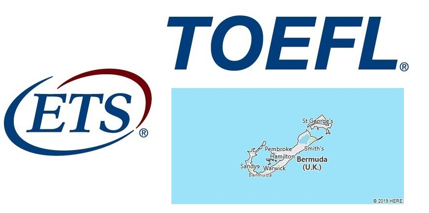 TOEFL Test Centers in Bermuda