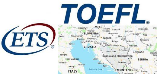 TOEFL Test Centers in Bosnia-Herzegovina
