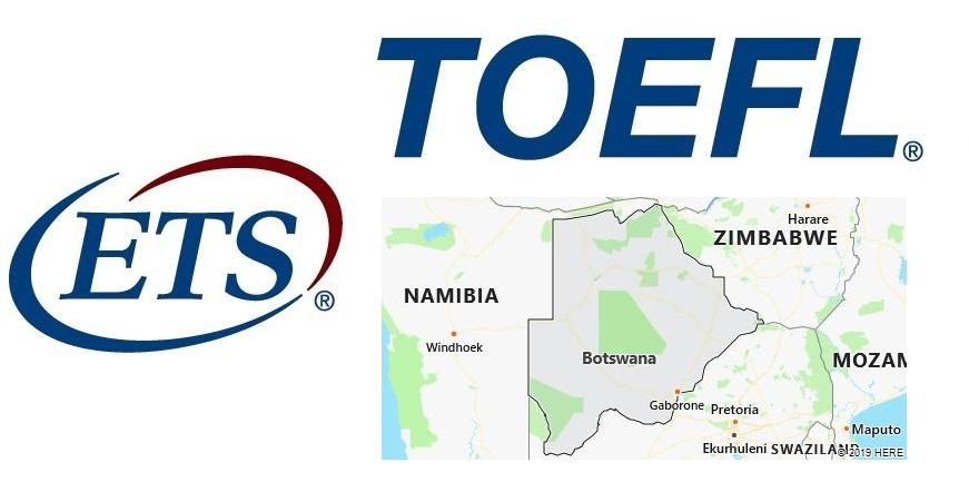 TOEFL Test Centers in Botswana