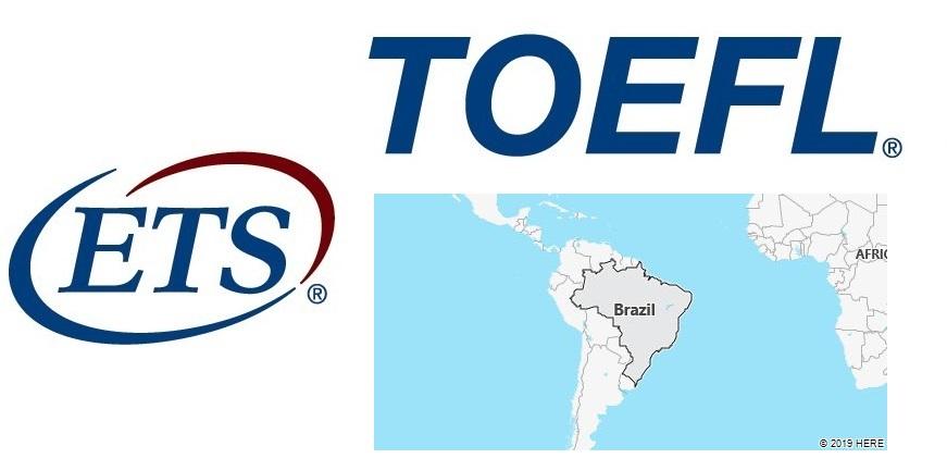 TOEFL Test Centers in Brazil