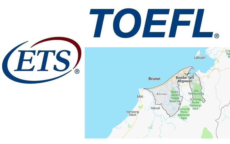 TOEFL Test Centers in Brunei Darussalam