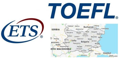 TOEFL Test Centers in Bulgaria