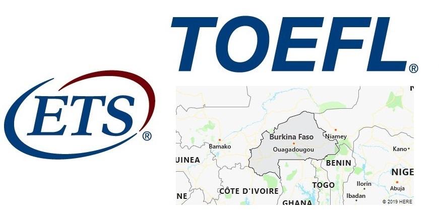 TOEFL Test Centers in Burkina Faso