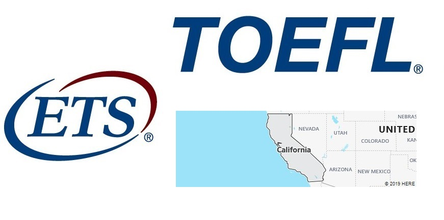 TOEFL Test Centers in California
