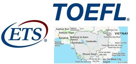 TOEFL Test Centers in Cambodia