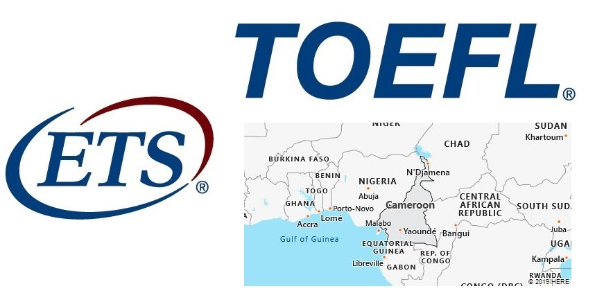 TOEFL Test Centers in Cameroon
