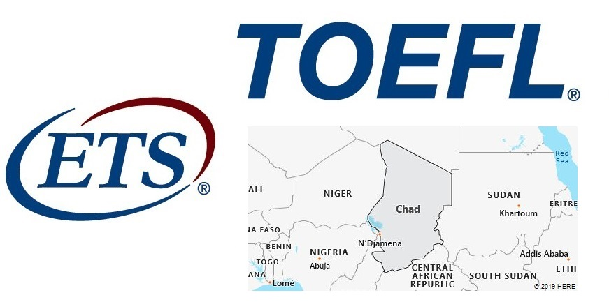 TOEFL Test Centers in Chad