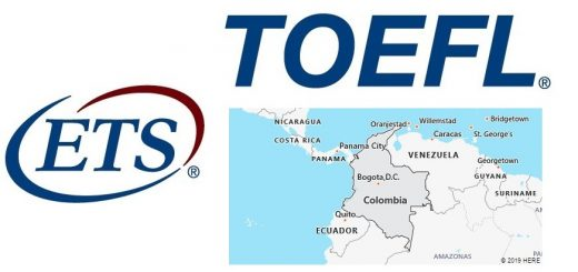 TOEFL Test Centers in Colombia