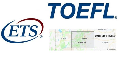 TOEFL Test Centers in Colorado