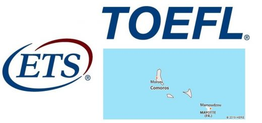TOEFL Test Centers in Comoros