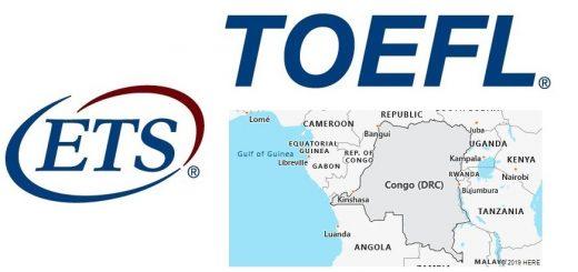 TOEFL Test Centers in Congo-DRC