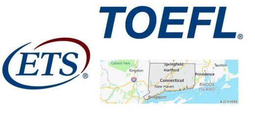 TOEFL Test Centers in Connecticut