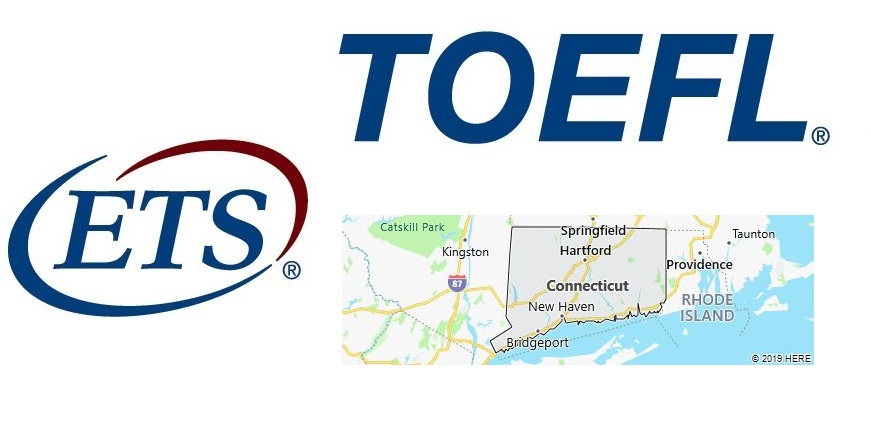 TOEFL Test Centers in Connecticut, USA