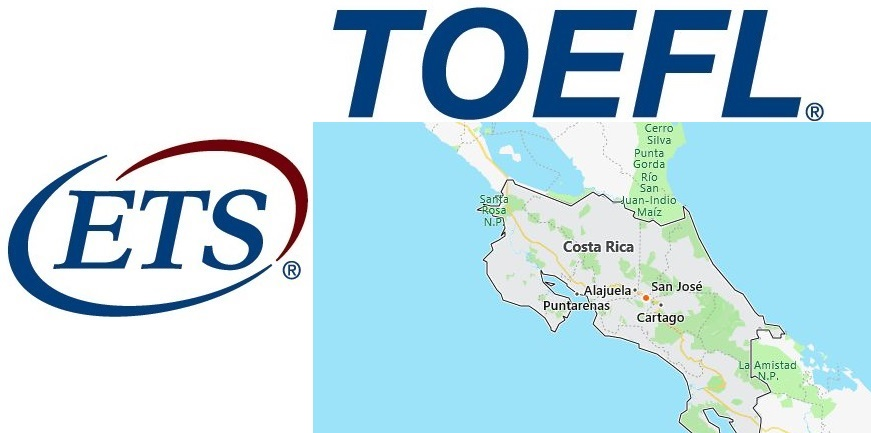 TOEFL Test Centers in Costa Rica