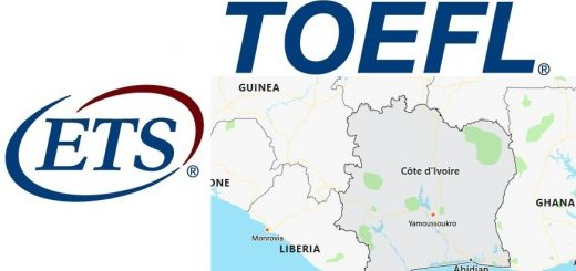 TOEFL Test Centers in Cote D'ivoire