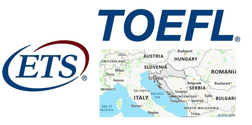 TOEFL Test Centers in Croatia